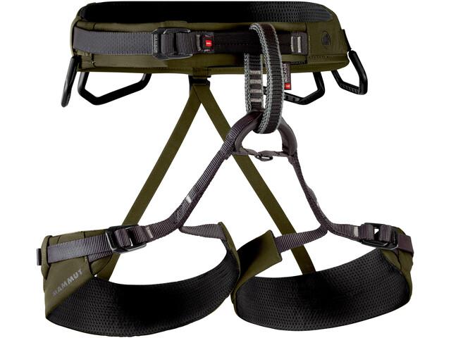Mammut Togir 3 Slide Harness olive-black
